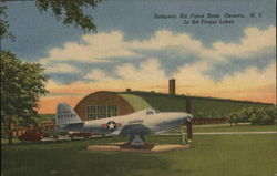 Sampson Air Force Base, In the Finger Lakes