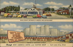 Covey's New America Motel & Coffee Shop