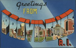 Greetings from Providence