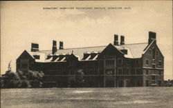 Dormitory, Worcester Polytechnic Institute