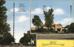 Radio City, Home of the Milwuakee Journal Stations