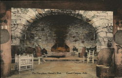 Fire-place, Hermit's Rest
