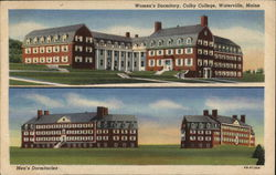 Women's Dormitory, Colby College