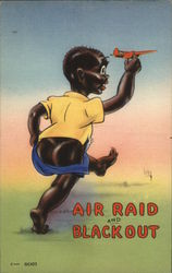 Air Raid and Blackout