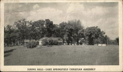 Dining Hall - Lake Springfield Christian Assembly