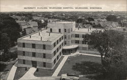 Milwaukee Hospital - Maternity Pavilion