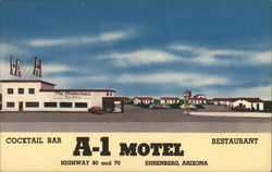 A-1 Motel, Highway 60 and 70
