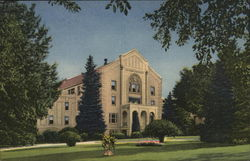 Lutheran Sanatorium, a modern hospital for the treatment of tuberculosis