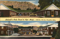 Bidwell's Auto Court and Apartment Motel