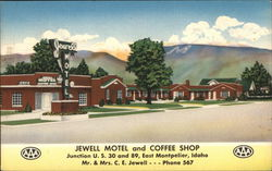 Jewell Motel and Coffee Shop