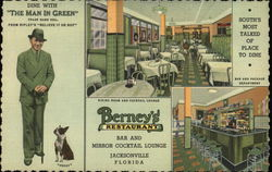 Berney's Restaurant Bar and Mirror Cocktail Lounge