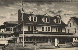 Plymouth Inn on Atlantic Ave. Postcard
