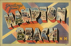 Greetings from Hampton Beach