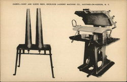 Harryl - Shirt and Sleeve Press, Excelsior Laundry Machine Co.