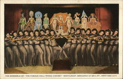 The Ensemble of The Famous Hollywood Cabaret Restaurant