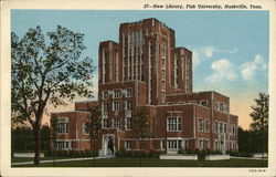 New Library, Fisk University
