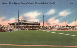 Henley Field, Winter Home of Detriot Tigers