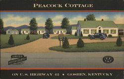 Peacock Cottages Restaurant