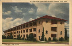 Cadet Barracks at Randolph Field