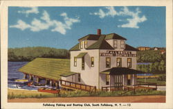 Fallsburg Fishing and Boating Club