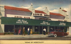 "Kerry's Restaurant, ""Home of Hospitality"""