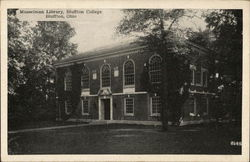 Musselman Library, Bluffton College