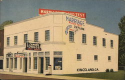 Kingsland, Ga., marriage blood test