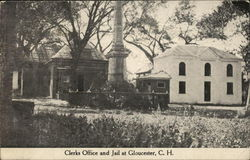 Clerk's Office and Jail