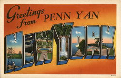 Greetings From Penn Yan