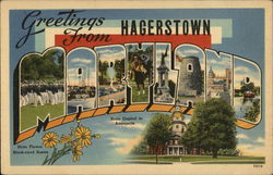 Greetings from Hagerstown