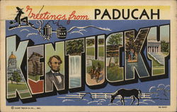 Greetings From Paducah Kentucky