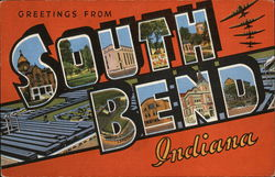 Greetings From South Bend Indiana