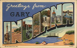 Greetings From Gary Indiana