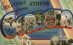 Greetings from Athens