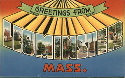 Greetings From Leominster Mass.