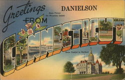 Greetings from Danielson