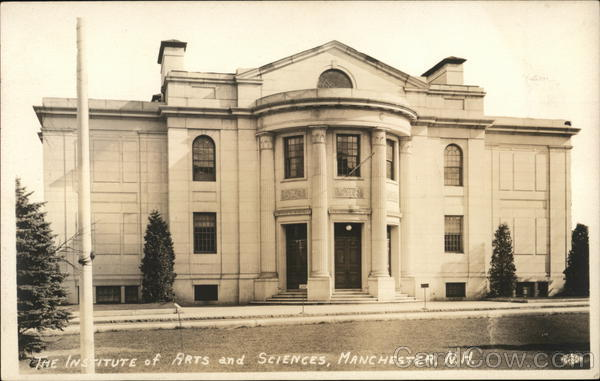 The Institute of Arts and Sciences Manchester New Hampshire