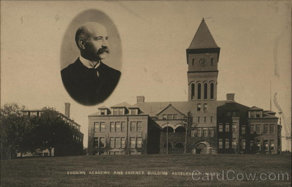 Cushing Academy and Science Building Ashburnham Massachusetts