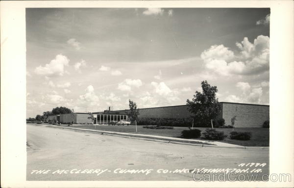 The McCleery-Cuming Co., Inc. Washington Iowa
