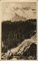 Mount Rainier from Inspiration Point