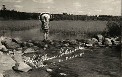 Chief Odawa Leielreeks - Source of the Mississippi