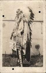 Chief Plain Owl - Crow Indian