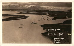 Fishing Fleet, Copper River Flats