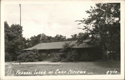Frankel Lodge at Camp Mitigwa