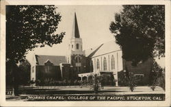 College of the Pacific - Morris Chapel