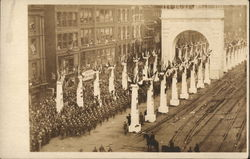 WWI Returning Soldiers Parade