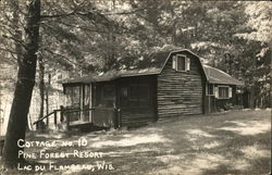 Cottage No.10, Pine Forest Resort