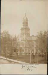 Jersey County Court House, 1893