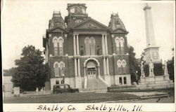 Shelbyville County Court House