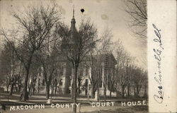 Macoupin County Court House